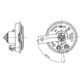 BOSCH  0 986 479 298 Bremsscheibe Bremsscheibendicke: 16mm, Lochanzahl: 5, Ø: 310mm