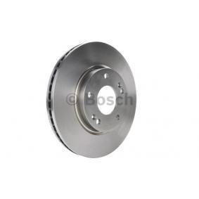 Bremsscheibe Bremsscheibendicke: 26mm, Lochanzahl: 5, Ø: 280mm mit OEM-Nummer 517121F300