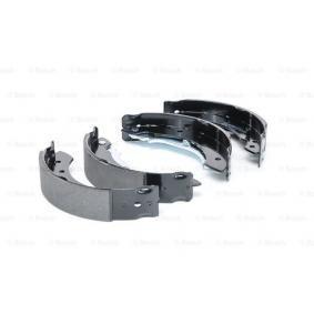 Bremsbackensatz Breite: 38mm mit OEM-Nummer 7701205720