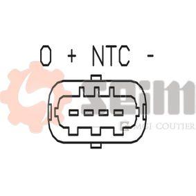 Sensore pressione aria, Aggiustaggio altimetrico con OEM Numero 5 0424 5257
