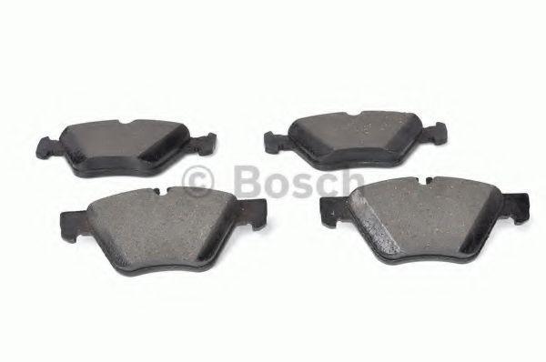 Bremsbelagsatz BOSCH E1190R013338543 Bewertung