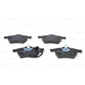 Brake Pad Set, disc brake Article № 0 986 494 018 £ 140,00
