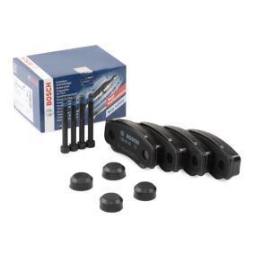 Bremsbelagsatz, Scheibenbremse Breite: 109,7mm, Höhe: 49,9mm, Dicke/Stärke: 20mm mit OEM-Nummer 4254 68