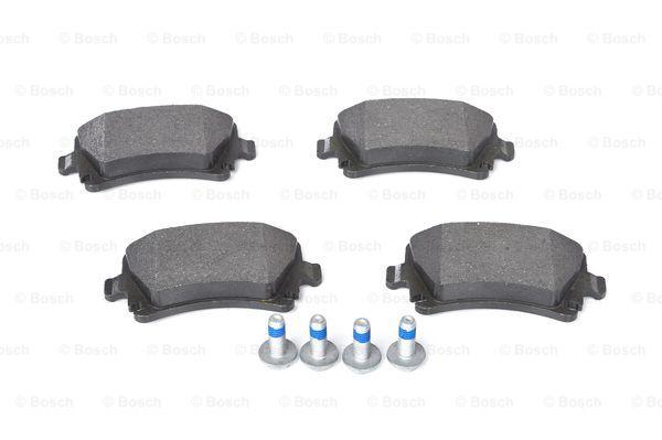 Bremsbelagsatz BOSCH E190R011195177 Bewertung