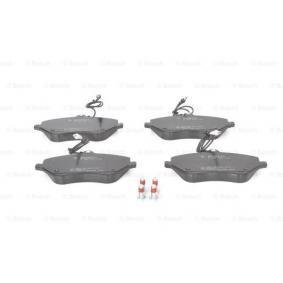 Bremsbelagsatz, Scheibenbremse Breite: 162,5mm, Höhe: 79,2mm, Dicke/Stärke: 18,3mm mit OEM-Nummer 4254-78