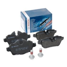 Brake Pad Set, disc brake Article № 0 986 494 242 £ 150,00
