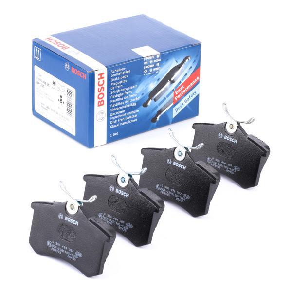 Jogo de pastilhas para travão de disco BOSCH E190R011209084 conhecimento especializado