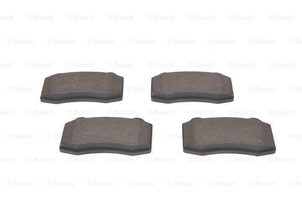 Bremsbelagsatz BOSCH E990R02A10810529 Bewertung
