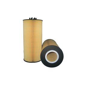 Ölfilter Ø: 120,0mm, Innendurchmesser: 52,5mm, Höhe: 266,0mm mit OEM-Nummer 000 180 2109