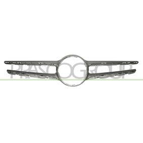 Baguette et bande protectrice, grille de radiateur avec OEM numéro A2058880160