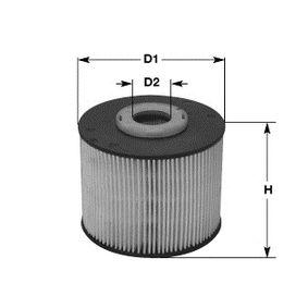 Fuel filter MG1666 3008 (0U_) 2.0 HDi MY 2016