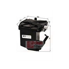 Fuel filter MGC1683 FIESTA 6 1.6 TDCi MY 2013