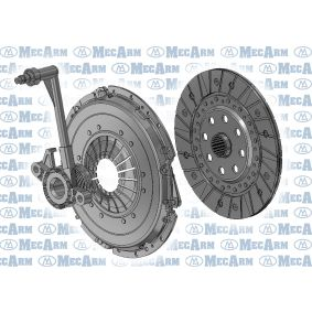Clutch Kit Ø: 230mm with OEM Number 7701 474 138