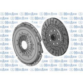 Clutch Kit Ø: 230mm with OEM Number 77 01 474 138