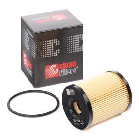 Filtro olio Alt.: 82mm con OEM Numero 71765460
