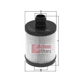 Ölfilter Höhe: 102mm mit OEM-Nummer 55223416