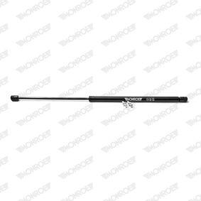 Heckklappendämpfer / Gasfeder Länge: 600mm, Hub: 250mm mit OEM-Nummer 9602754380