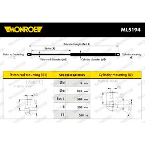 MONROE ML5194 EAN:5412096342646 loja online