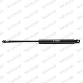 Heckklappendämpfer / Gasfeder Länge: 365mm, Hub: 145mm, Länge: 365mm mit OEM-Nummer 51 24 8 110 327