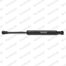 Heckklappendämpfer / Gasfeder Hub: 95mm mit OEM-Nummer 46429507