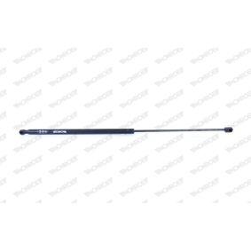 Heckklappendämpfer / Gasfeder Hub: 200mm mit OEM-Nummer 82 00 021 975