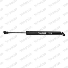 Heckklappendämpfer / Gasfeder Länge: 336mm, Hub: 100mm, Länge: 336mm mit OEM-Nummer 5124 8 159 239