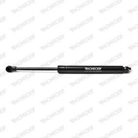 Heckklappendämpfer / Gasfeder Länge: 312mm, Hub: 100mm mit OEM-Nummer 51 24 8 171 480