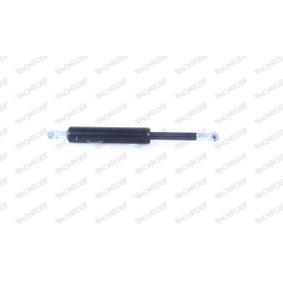 MONROE Ammortizatore pneumatico, Cofano bagagli / vano carico ML5529 con OEM Numero 9485548
