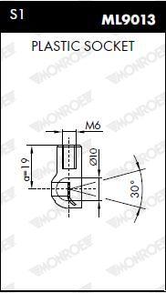 Gasdruckdämpfer MONROE ML5584 Erfahrung