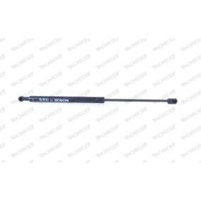 Heckklappendämpfer / Gasfeder Länge: 445mm, Hub: 183mm mit OEM-Nummer 68950-05060