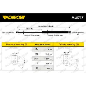Artikelnummer ML5717 MONROE Preise