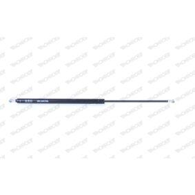 Heckklappendämpfer / Gasfeder Hub: 220mm mit OEM-Nummer DD10-62-620