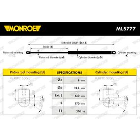 MONROE ML5777 EAN:5412096348471 online store