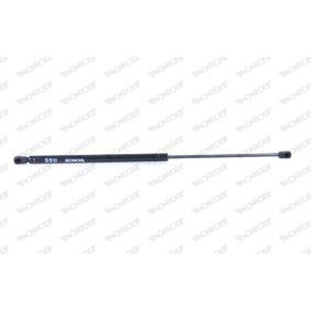 Heckklappendämpfer / Gasfeder Länge: 609,5mm, Hub: 251,5mm mit OEM-Nummer 13182309