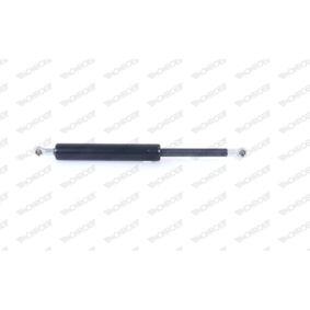 Heckklappendämpfer / Gasfeder Hub: 91,5mm mit OEM-Nummer A211 980 0464