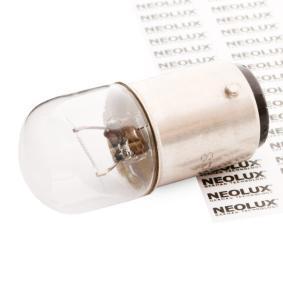 Bulb, indicator R5W, BA15d, 24V, 5W N150