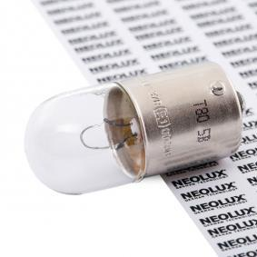 Bulb, indicator R10W, BA15s, 12V, 10W N245