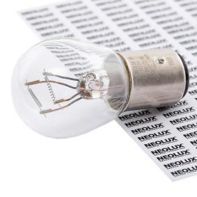 Bulb, indicator P21/5W, BAY15d, 24V, 21/5W N334