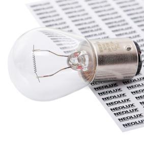 Bulb, indicator P21W, BA15d, 24V, 21W N346