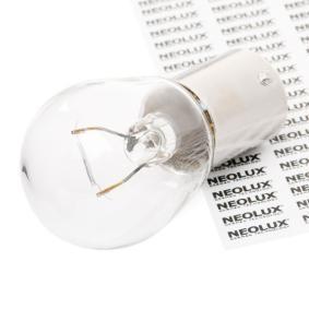 Bulb, indicator P21W, BA15s, 12V, 21W N382