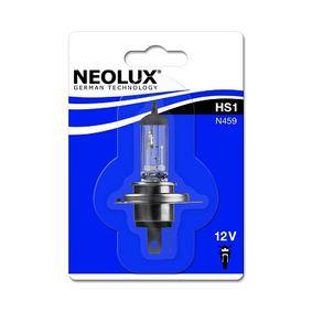 Крушка с нагреваема жичка, главни фарове HS1, PX43t, 35/35ват, 12волт N459-01B