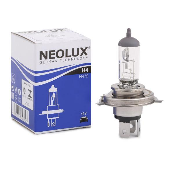 Glühlampe, Fernscheinwerfer NEOLUX® N472 Erfahrung