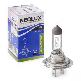 Bulb, spotlight H7, 55W, 12V N499LL MERCEDES-BENZ C-Class, E-Class, A-Class