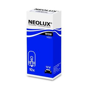 NEOLUX® W5W evaluación