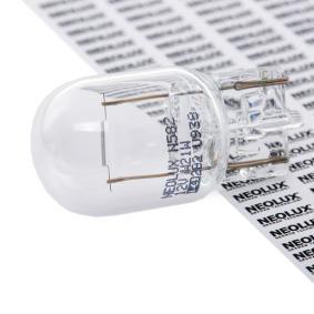 Bulb, indicator W21W, W3x16d, 12V, 21W N582