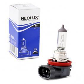 Bulb, spotlight H11, 55W, 12V N711 MERCEDES-BENZ C-Class, E-Class, A-Class
