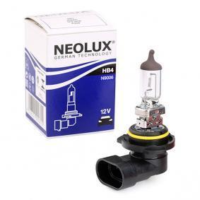 Крушка с нагреваема жичка, фар за дълги светлини HB4, 51ват, 12волт N9006 VW GOLF, PASSAT, POLO