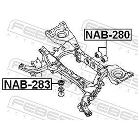FEBEST NAB-280 Bewertung