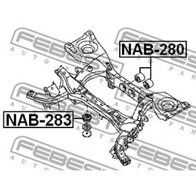 FEBEST NAB-283 Bewertung