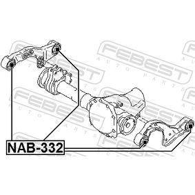FEBEST NAB-332 Bewertung